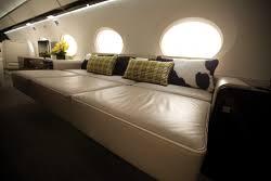 Gulfstream G650 Interior New Interior Unveiled For G650