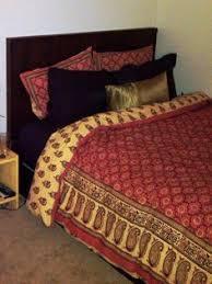 Indian Print Duvet Indian Ethnic Jaipur Reversible Print Quilt Duvet Cover Bedding
