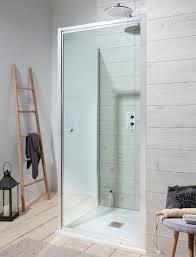 Shower Door Pivot Edge Pivot Shower Door In Pivot Door Luxury Bathrooms Uk