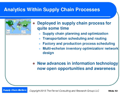 Now Open For Supply Chain Most Significant Trends Impacting Global Supply Chain And Manufacturi