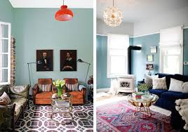 say goodbye to the all white room colorful interiors are back