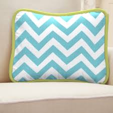 aqua decorative pillows home decor u0026 furniture