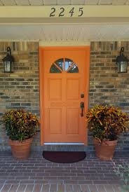 242 best front door paint projects images on pinterest front modern masters non fade front door paint in color energetic fall curb appeal ideas