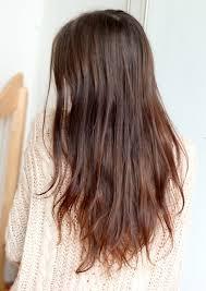 stringy hair cuts cutting layers into my hair loepsie