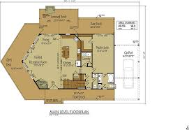 mountain cabin floor plans a frame cabin plan boulder mountain cabin