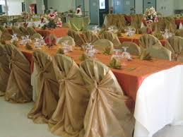 gold chair covers gallery b