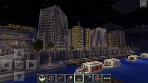 Minecraft City Maps Tazader City Minecraft Map 1 1 Apk Download Android