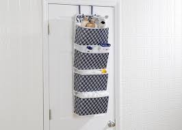 deluxe water resistant 4 pocket hanging wall organizer delta