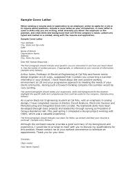 sample cover letter format for resume sample cover letter for