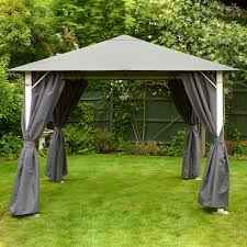 Pergola Gazebo With Adjustable Canopy by Glendale 3 X 3 Seville Mocha Pergola Gazebo U2013 The Uk U0027s No 1