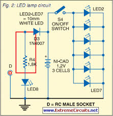 solar panel based charger and small led lamp eeweb community