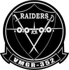Raiders American Flag Vmgr 352 Wikipedia