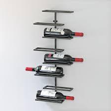 need a modern wall mounted wine rack we u0027ve got 10 wine gifted