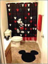 mickey mouse bathroom decor u2013 homefield