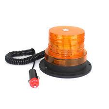 mirror mount beacon lights class 1 amber led mini warning light beacon aluminum mirror mount