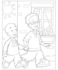 coloring download little bill coloring pages little bill