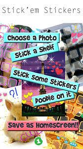 doodle edit stick em stickers free photo edit and doodle app data review