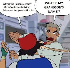 Prof Oak Memes - photon photo gallery