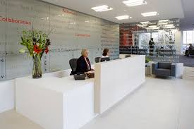 Designer Reception Desks Bespoke Reception Desks Fusion Office Design