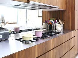 cr ence en miroir pour cuisine credence miroir pour cuisine cuisine blanche avec panneaux imitation