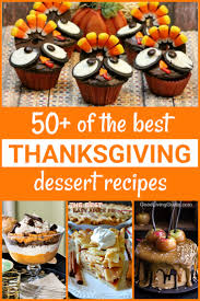 Best Dessert Recipe For Thanksgiving
