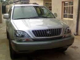 lexus rx300 for sale in lagos 2001 lexus rx 300 urgent sales autos nigeria