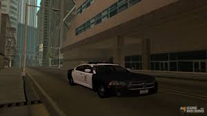 charger police interceptor for gta san andreas