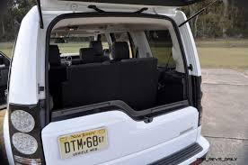 land rover lr4 interior 2014 2016 land rover lr4 hse lux black package interior 9