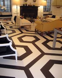 14 amazing painted floors diy for life