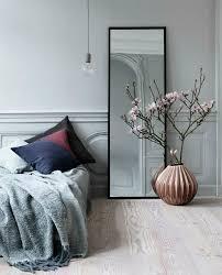 miroir de chambre sur pied cocooners by lusseo sélection de miroirs trop canon pour la