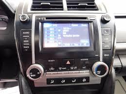 2012 used toyota camry 4dr sedan i4 automatic se at north coast