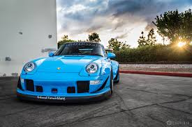 rwb porsche 2017 photo collection kit rwb coupe