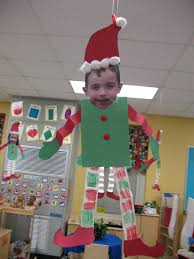 Christmas Crafts For Classroom - elf yourself i am soooo making these with my kids this november