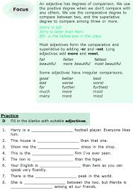 grade 6 grammar lesson 15 adjectives and adverbs 4 grade 6