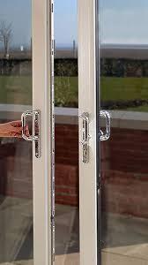 Upvc Sliding Patio Door Locks Sliding In Line Patio Door Information