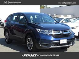 2017 new honda cr v lx 2wd at honda of escondido serving san diego
