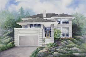 modern prairie house plans prairie modern contemporary house plans home design msap 1871