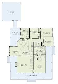County House Plans by Houseplans Com Southern Main Floor Plan Plan 17 1017 Love House