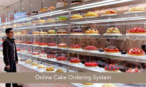 cake shop online cake ordering system project for year lovelycoding org