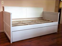 Girls Twin Bed With Storage by Bedroom Modern Daybed With Pop Up Trundle Daybed For Teenage