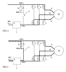 circuits power module unit diagram of igbt and fly wheel diode