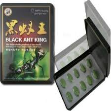 black ant king obat kuat herbal black ant pills