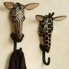 Wall Accessories For Bathroom by Accessories Breathtaking Picture Of Decorative Dark Brown Giraffe