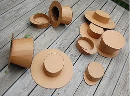 como hacer un sombrero de carton cómo hacer un sombrero de cartón how to make a cardboard hat