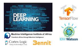 deep learning google tensorflow ibm watson and ai