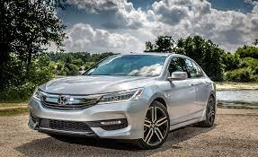 honda vehicles 2017 honda accord in depth model review car and driver