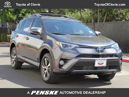 toyota rav4 2018 new toyota rav4 xle fwd at toyota of clovis serving clovis