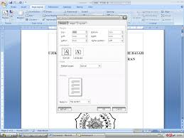cara membuat nomor halaman yang berbeda di word 2013 cara membuat dan mengatur posisi nomor halaman di word 2007