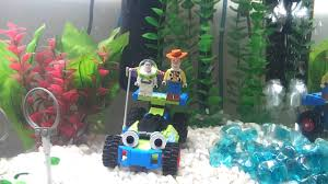 harry potter fish tank decorations