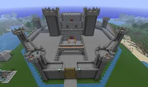 castle layout